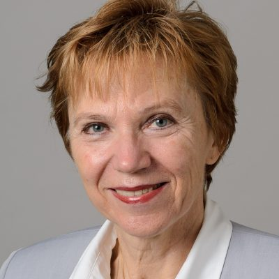 Krystyna Gielo-Perczak on Sept. 13, 2018. (Peter Morenus/UConn Photo)